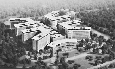 光谷首座综合性三甲儿童医院奠基 光谷同济儿童医院2020年建成投用