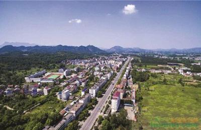 """随州市新增2个""""森林城镇""""82个""""绿色乡村"""""""