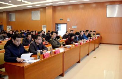 随县召开县委中心组学习暨创建省级公共文化服务体系示范区动员会