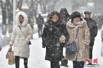 春节黄金周近半 大范围降温雨雪席卷中国
