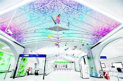 武汉地铁2号线南延线近日通车 将缓解光谷广场站客流拥堵