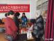 随州市阳光雨社会工作服务中心开展空巢老人糖葫芦蛋挞DIY活动
