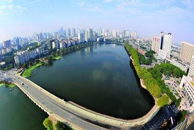 湖北万元GDP用水量连续5年下降