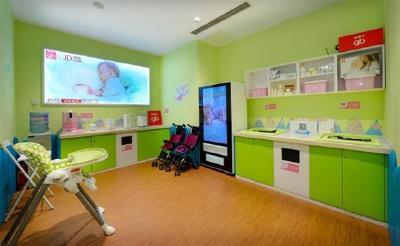 湖北建成2500多个母婴室 打开手机就能搜到