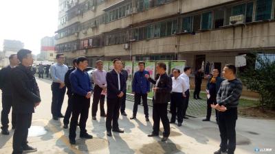 张健带队赴黄冈市黄州区、武汉市江夏区考察城市建设管理和县域经济发展工作