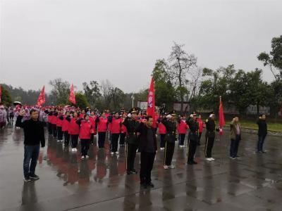 祭奠先烈 | 全区多所学校开展爱国主义主题教育活动