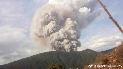 四川凉山木里县森林火灾30名失联扑火人员全部找到 已牺牲