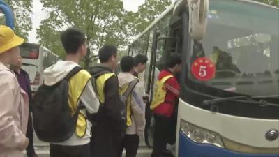 V视  武汉随州旅游直通车正式开通