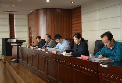 2019年随县县委巡察工作安排暨动员部署会议召开