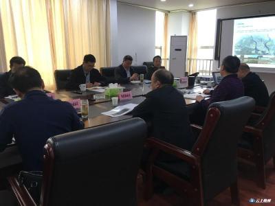 市委书记陈瑞峰参加《曾随文化走廊概念规划》评审