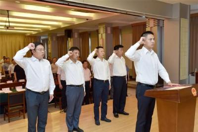 权威发布   姜皓任曾都区副区长、代理区长!