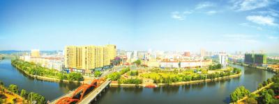 加快品质广水建设 献礼新中国七十华诞