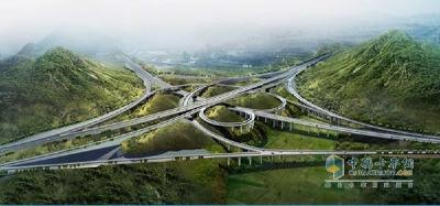 前4月我省完成公路水路投资315亿元 位居全国第五、中部第一