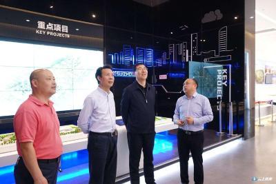 陈瑞峰调研规划工作强调  高标准规划建设品质随州