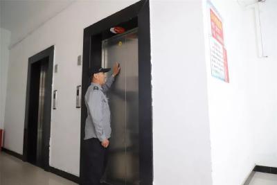 应急演练 | 争分夺秒,解救电梯被困人员......