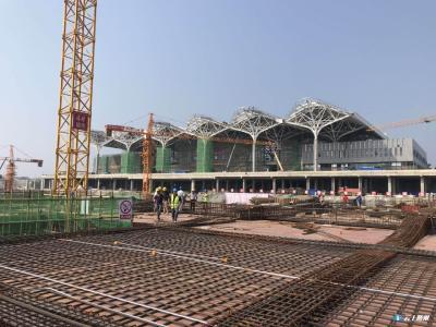 市人大常委会调研组对2019年度重点项目建设情况进行了视察调研