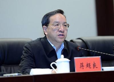 蒋超良主持省委常委会会议强调巩固提升机构改革成果 推动各项工作落实落地