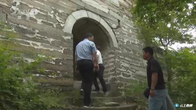 佛山寨村:古老村落历沧桑  遗迹留存成风景