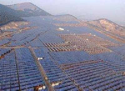光伏发电扩容约5000万千瓦