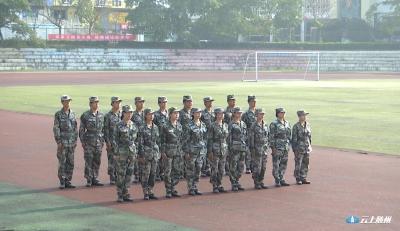 军分区2019年民兵专业分队集训圆满完成