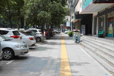 我市划管并重提高停车位使用率