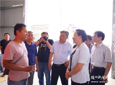 郭永红调研市场监管工作强调 持续深化机构改革 服务高质量发展