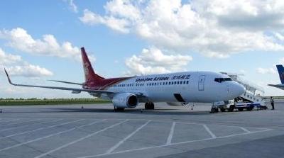 上半年民航旅客增8.5%
