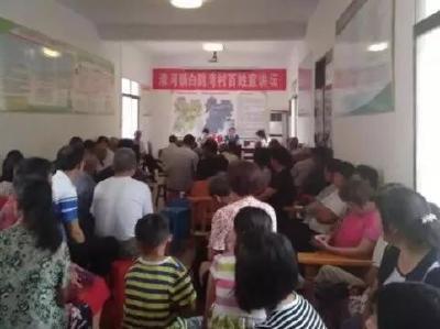 党建引领乡村振兴——访随县淮河镇白鹤湾村党支部