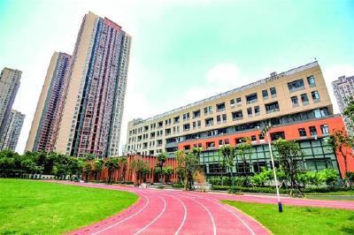 武汉一批新学校今秋启用 公办中小学新增学位2.4万个