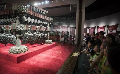 """新华社重磅推出新中国重大考古发现——曾侯乙墓,""""爆款""""的中华文明悦耳之音"""