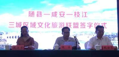 湖北省第三批公共文化服务体系示范区联络员工作会议在随县召开