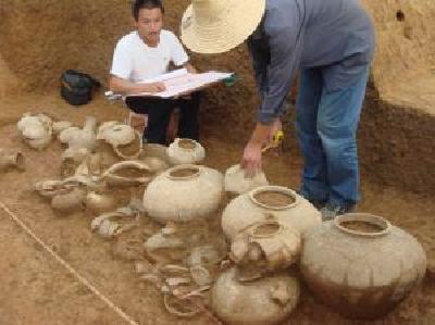 随州考古再获重大新发现 春秋早期曾侯求夫妻墓被成功发掘