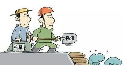 """我市防汛抗旱""""两手抓""""减轻灾害影响"""