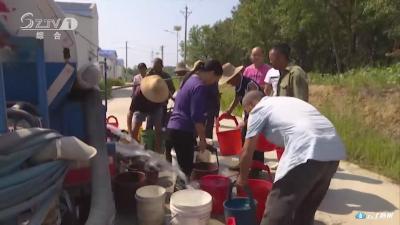 随州万店镇:多措并举 全力抗旱