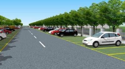 我市大力推进停车设施建设