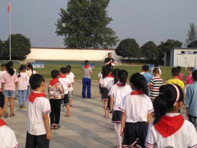 我和我的祖国   开学季 同升一面旗 同唱一首歌