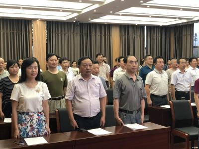 随州市政府合唱联队