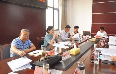 随县举行县委全面依法治县委员会第一次会议