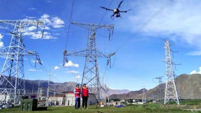世界海拔最高输变电工程在西藏开工