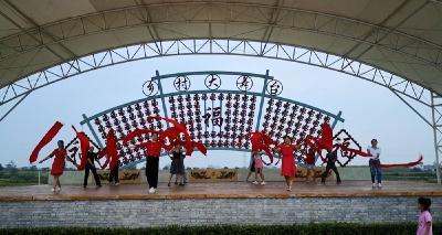 """庆祝丰收、弘扬文化、振兴乡村!2019随县""""中国农民丰收节""""文艺节目排练现场曝光!"""