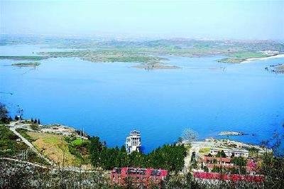 市人大常委会调研鄂北水资源配置工程随州段建设情况