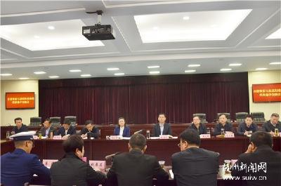 陈瑞峰在市委常委与基层先进典型代表集中交流时强调 学习先进典型 汲取榜样力量