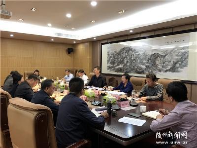 陈瑞峰在全市脱贫攻坚工作汇报会上强调 确保高质量完成全年脱贫攻坚任务