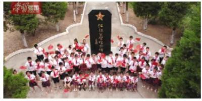 我和我的祖国 | 洪山镇中小学校献歌祖国(六)