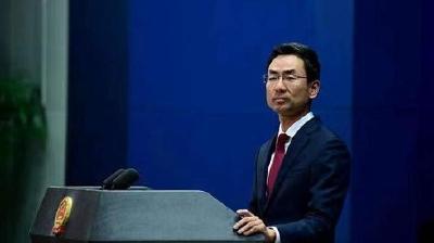耿爽:今年以来,中国企业自美采购大豆2000万吨