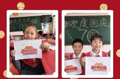 我和我的祖国 | 洪山镇中小学校献歌祖国(五)