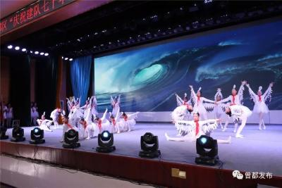 曾都区庆祝中国少先队建队七十周年