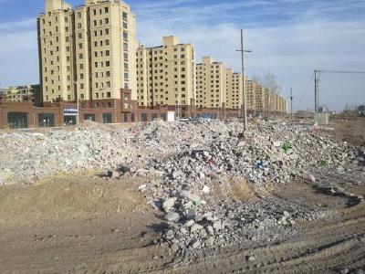 我市开展城镇建筑垃圾专项整治行动