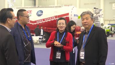 郭永红到武汉商用车展随州展馆调研指导时提出  紧盯市场需求和科技前沿 推动专汽产业高质量发展
