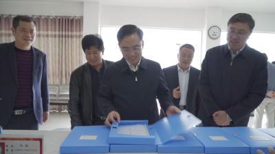 郑军到随县调研纪检监察规范化建设工作